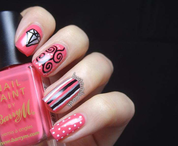 Barry M Nail Art Pens Review Brit Nails