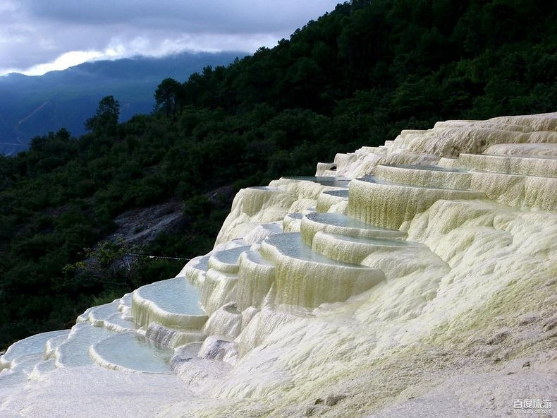 White Water Terraces of Shangri-la, China 1