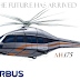Airbus espera vender 65-70 helicópteros en 2014 en América Latina, más que en 2013