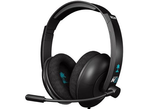Turtle Beach Releases Wii U Gaming Headsets