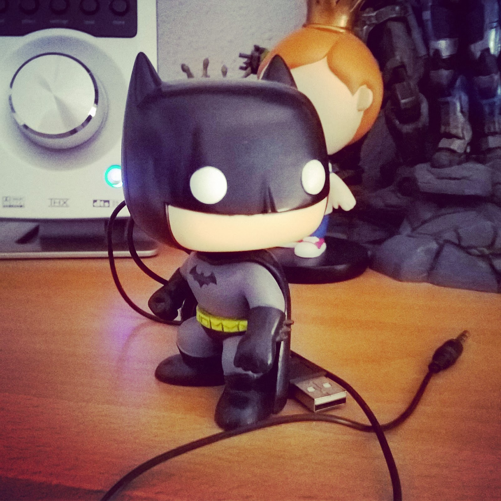 Altavoz Batman Funko Pop!