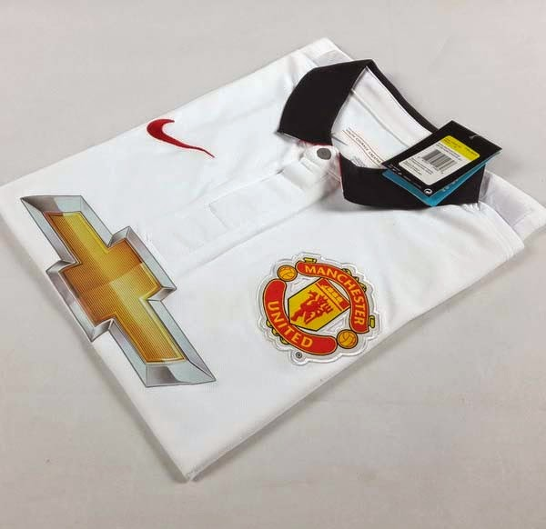 manchester united 2014-2015 away soccer jersey thailand quality