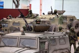 Παγκόσμιος συναγερμός – Η Ρωσία κήρυξε τον πόλεμο κατά της Ουκρανίας δήλωσε πριν από λίγο ο πρωθυπουργός της Ουκρανίας Αρσένι Γιατσενιούκ