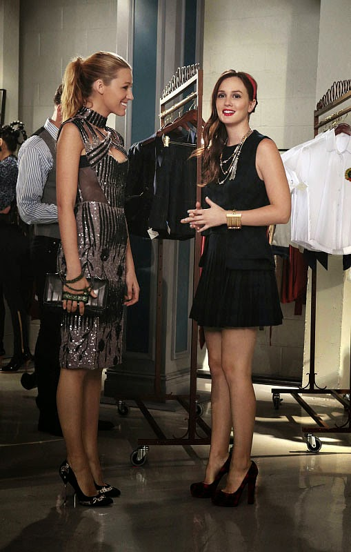 Little Miss Haute Couture How To Dress Like Blair Waldorf