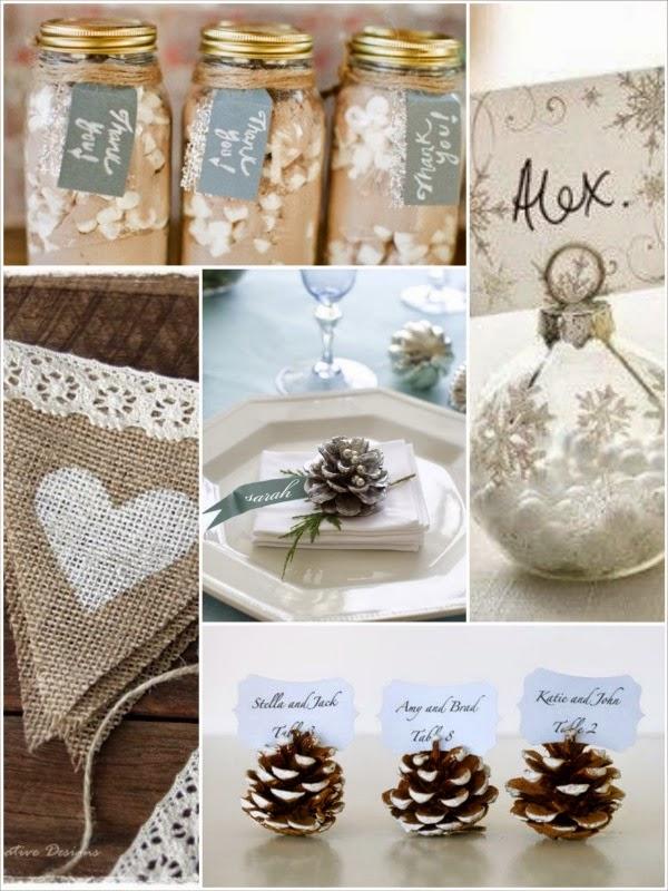 Blog de tu d a con amor invitaciones y detalles de boda - Detalles navidenos caseros ...