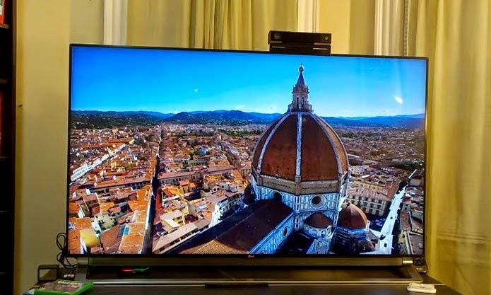 LG Ultra HD TV, LG TV