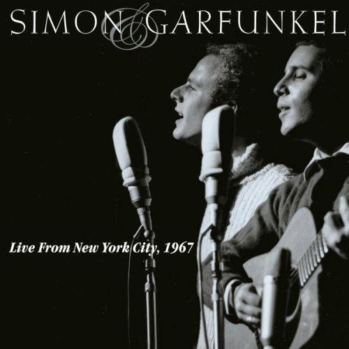 Simon & Garfunkel - Live From New York City, 1967 (2002)