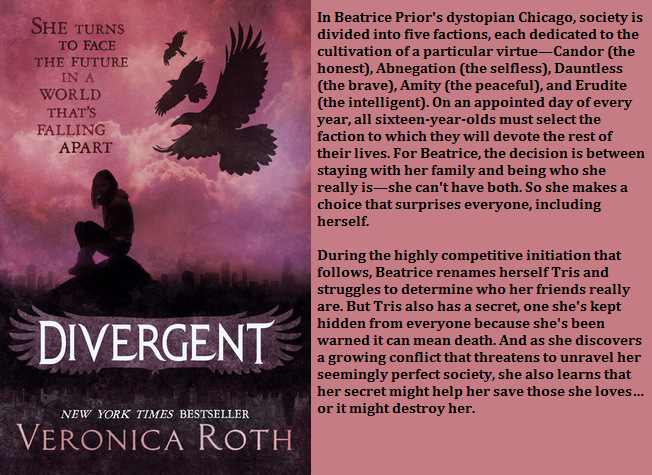 divergent by veronica roth response to text essay essay There are 100,000+ essays, dbqs, study guides, practice tests, etc that are only available to members that contribute gain access to members only, premium content that includes past essays, dbqs, practice tests, term papers, homework assignments and other vital resources for your success.