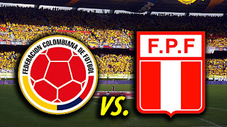 Eliminatorias Mundial 2014 Colombia - Perú en Vivo