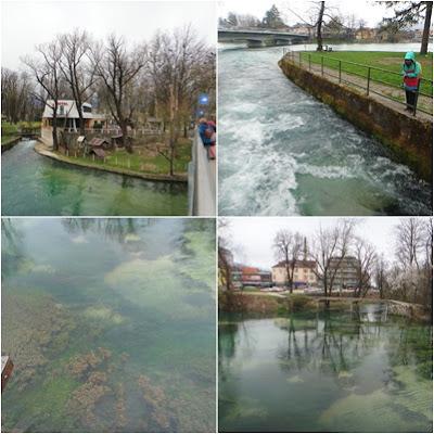 una river, bihac