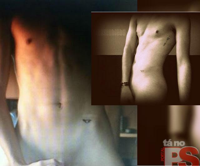 Justin Bieber Shirtless