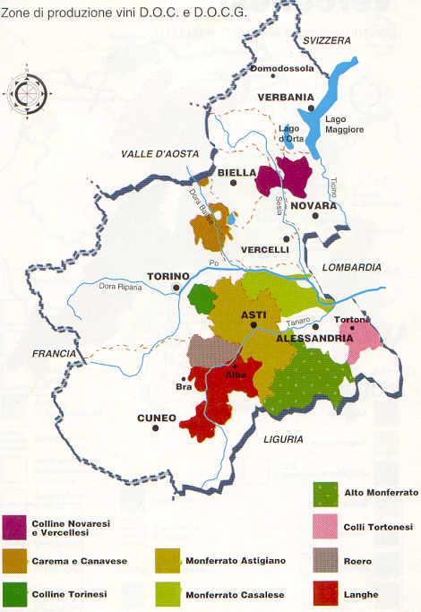 Wijn Uit Piemonte