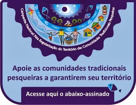 Campanha Nacional pelo Territorio Pesqueiros