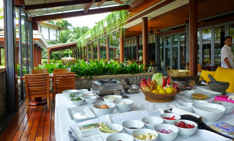 Andara Resort and Villas Phuket, Thai Cooking Class