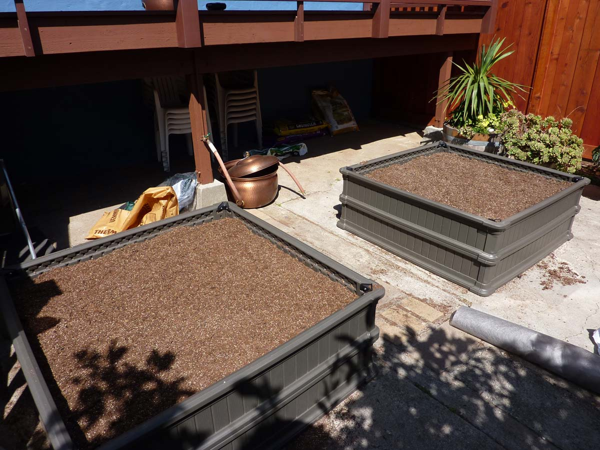 Cooking with Sean (and Joey): Setting Up My Raised Garden