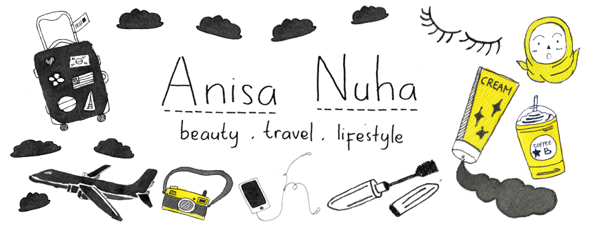 Anisa Nuha - Beauty, Travel, and Lifestyle Story