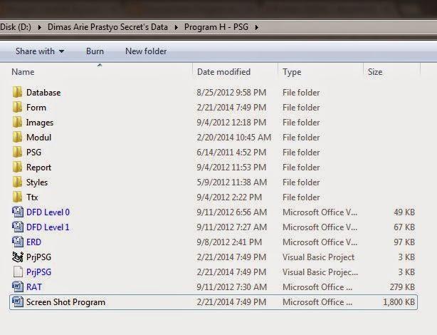 Source Code Program Pkl Prakerin Pada Smk Otomotif Contoh Program Dengan Visual Basic