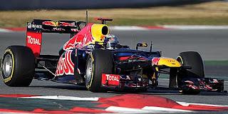Sebastian Vettel Mantap