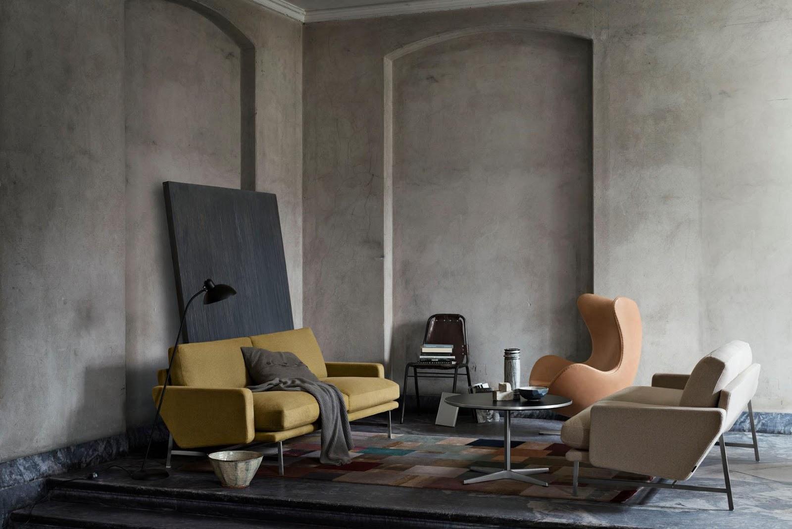 the republic of fritz hansen. Black Bedroom Furniture Sets. Home Design Ideas