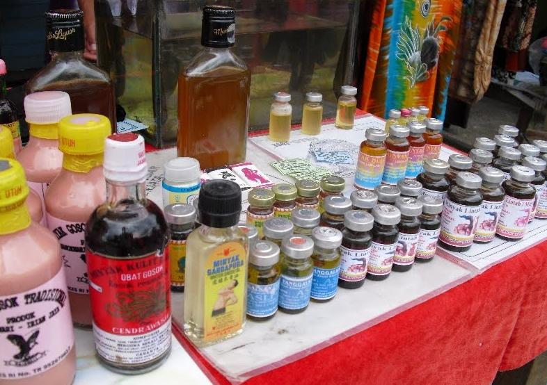 natural herbs from indonesia