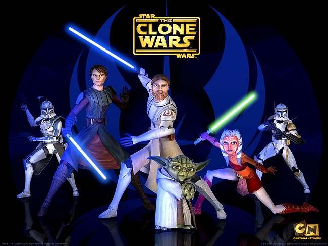 Star Wars Klon Savaşları Oyunları