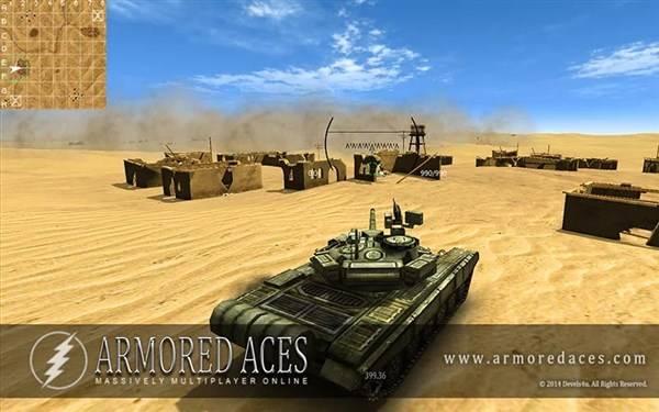 Armored Aces 3D Tank Battles v2.38 Full Hileli Apk İndir