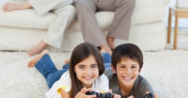 Trẻ con chơi game online sẽ học giỏi