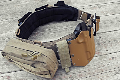 war belt battle belt condor multipurpose pouch nylon MOLLE gear