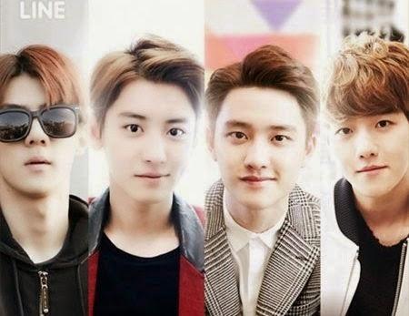 Korean Drama EXO Next Door Subtitle Indonesia