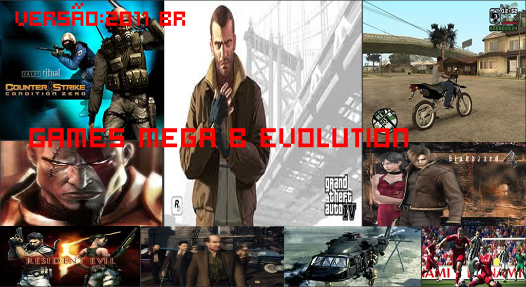 Games Mega B Evolution