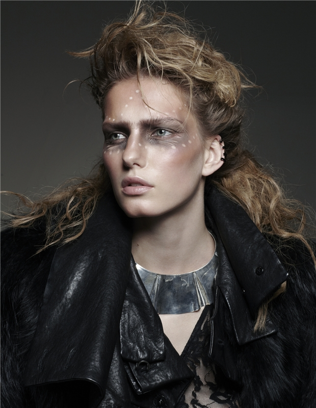 Nr 9 Marique Schimmel By Andy Eaton For Black Magazine 17 Fall 2012