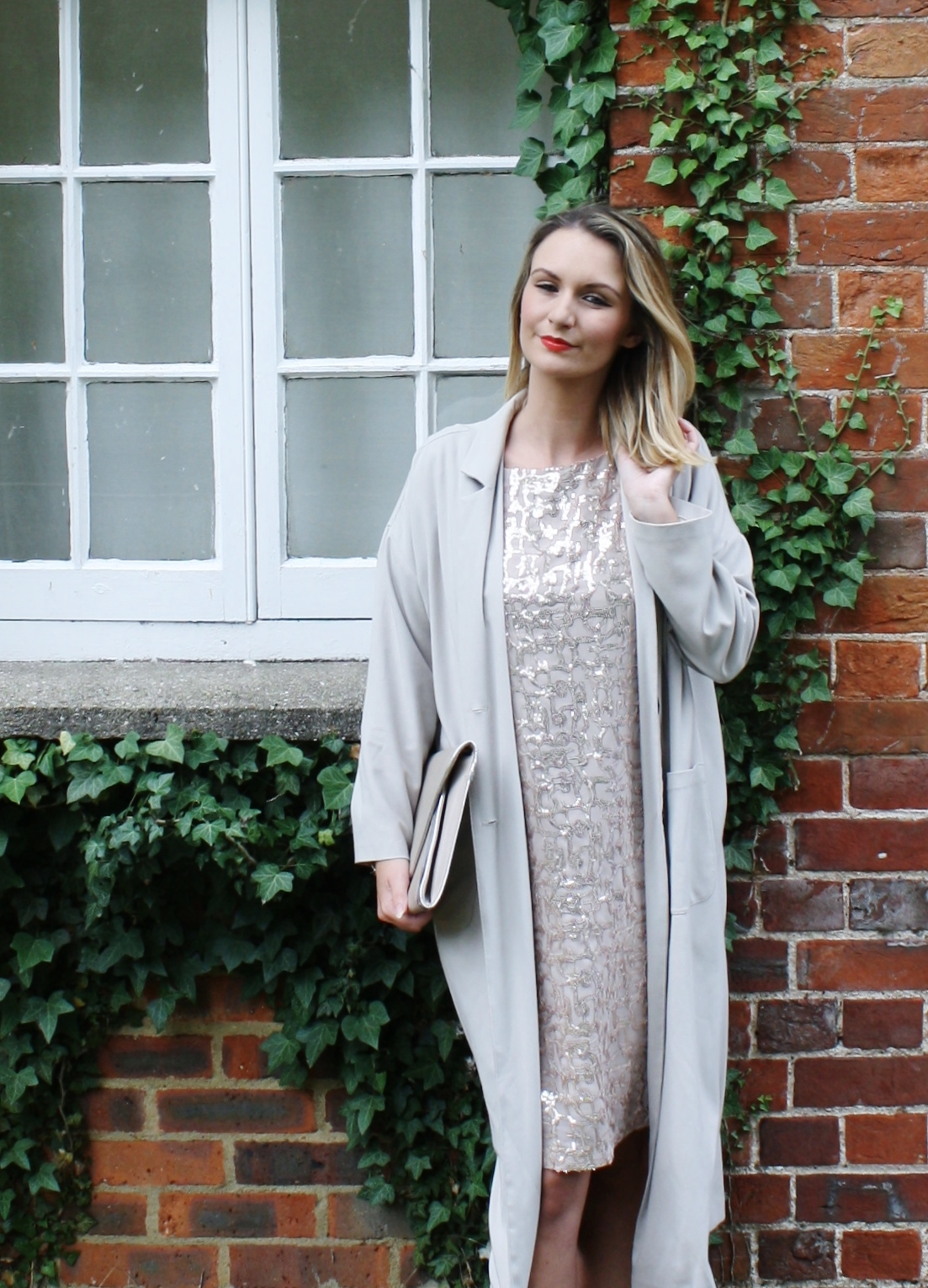 Mode Madeleine: OUTFIT | Special Occasion Sequins With Coast