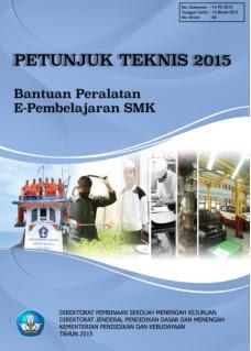 Juknis Bantuan e-learning SMK-2015