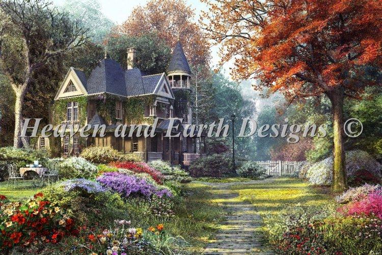 SAL Victorian Garden