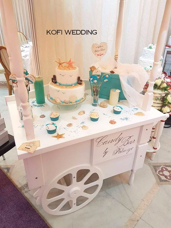 Mobilier candy bar - KOFI