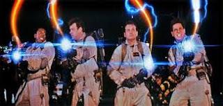 Le plasma Blaster de SOS Fantômes