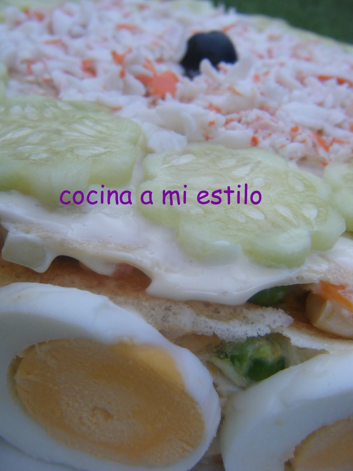 Cocina A Mi Estilo Las Novedades De Cocina A Mi Estilo - Cocina A Mi ...