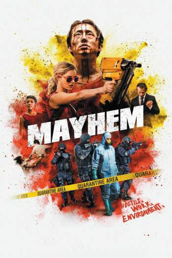 Mayhem Torrent – WEB-DL 720p/1080p Legendado