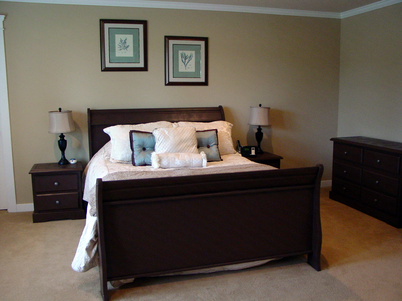 Master Bedroom Makeover Rachel Teodoro