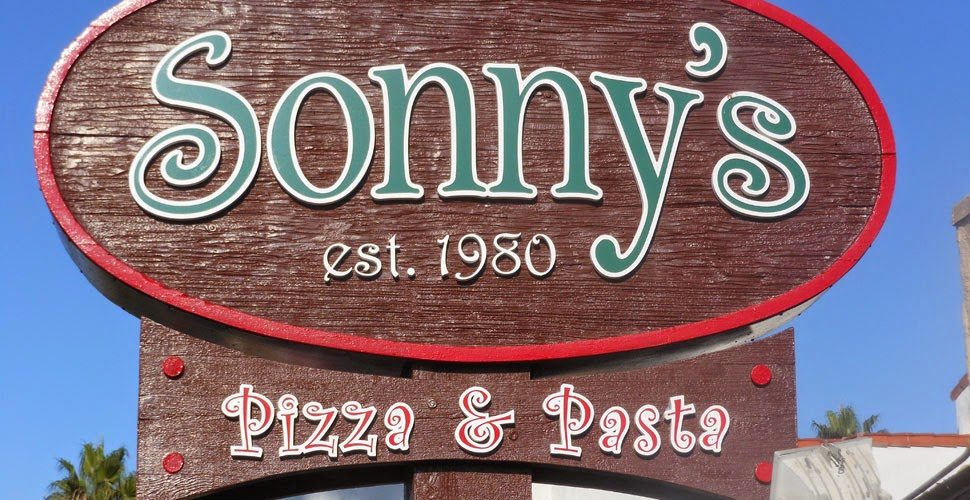 BEST : SONNY's Pizza + Pasta