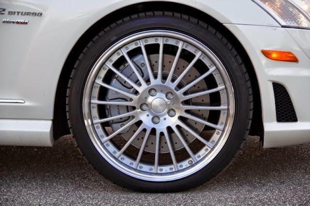 mercedes s65 ceramic brakes