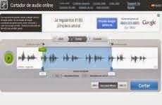 Mp3Cut: crear ringtones cortando y editando partes de archivos mp3