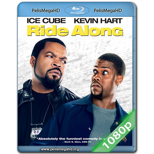RIDE ALONG (2014) FULL 1080P HD MKV ESPAÑOL LATINO