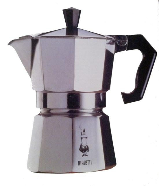 Introducci n al dise o 1 1 2 3 hitos del dise o 11 cafetera moka express bialetti - Cafetera moka ...