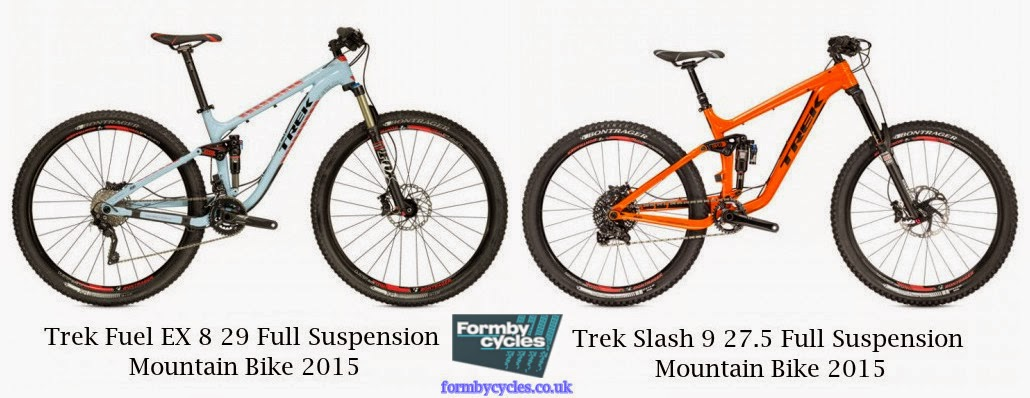 Trek MTB/ATB for Sale: Formby Cycles