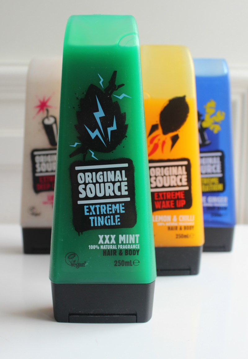 Original Source Men Shower Gels Review