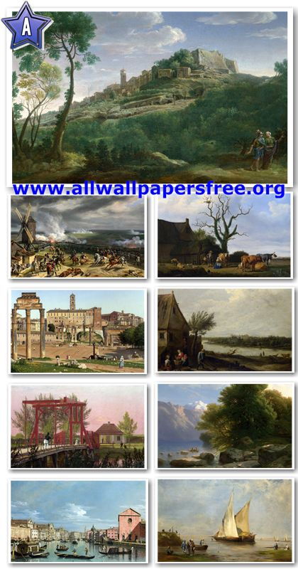 40 Amazing National Gallery of London Paintings Wallpapers 1920 X 1200