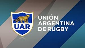 Escudo de la Unión Argentina de Rugby