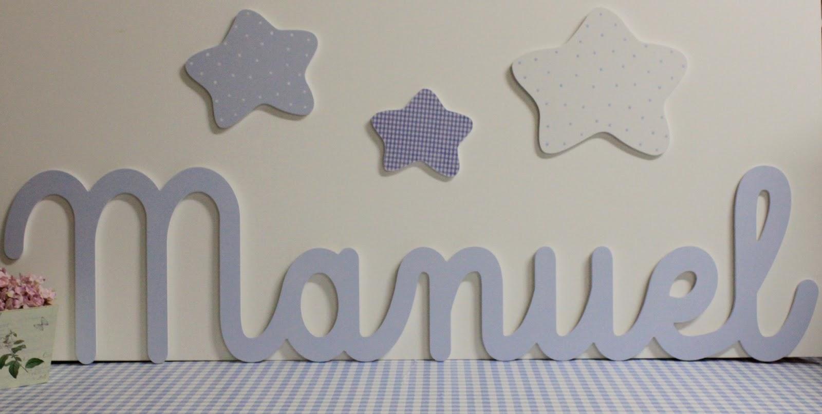 Letras infantiles para decorar decoraci n infantil personalizadadecoracion infantil personalizada - Letras para paredes infantiles ...