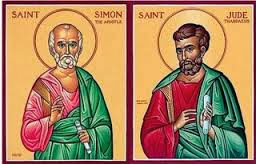 St. Simon and St. Jude ~ Pray For Us!